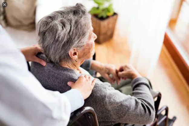 Cuidado de mayores en domicilio