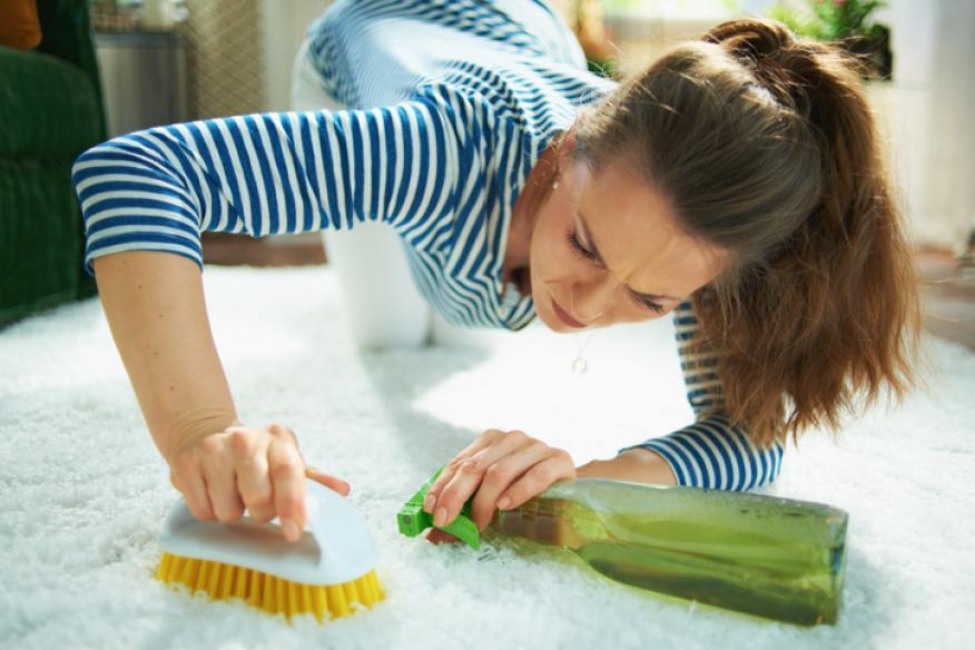 10 malos hábitos de limpieza